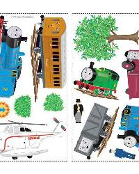 Thomas  Friends Peel  Stick Wall Decals by