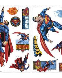 Superman Wall Stickers RMK1039SCS by