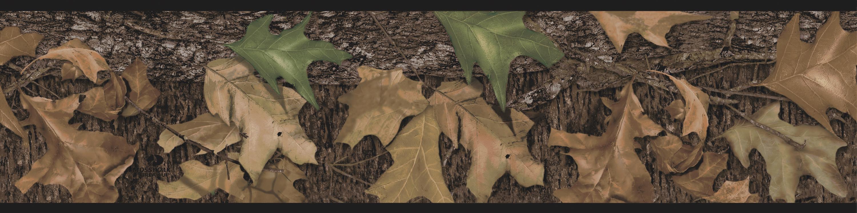 York wallpaper mossy oak border for Camo wallpaper for walls