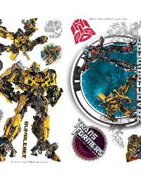 Transformers ROF Peel  Stick Wall Decals  by