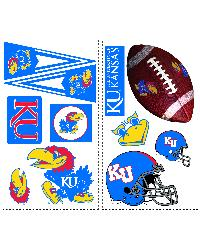 Kansas Jayhawks Wall Decals by