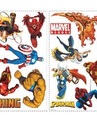 Marvel Heroes Wall Stickers RMK1154SCS by