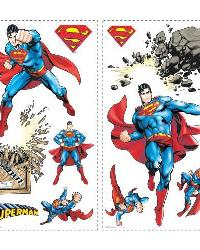 Superman Day of Doom Wall Stickers RMK1194SCS by
