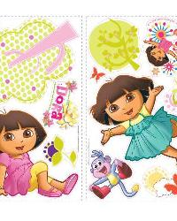 Dora the Explorer Wall Decals RMK1378SCS by