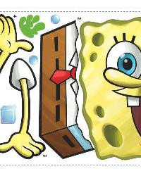 Sponge Bob Giant Wall Decal RMK1406GM by