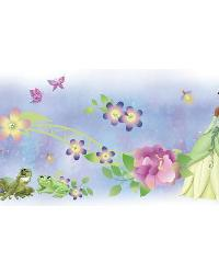 Princess  the Frog Wall Border RMK1426BCS by