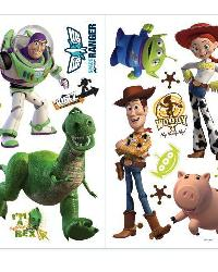 Toy Story 3 Wall Stickers RMK1428SCS by