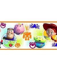 Toy Story 3 Wall Border RMK1429BCS by