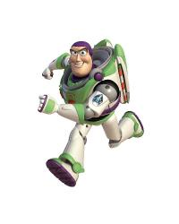 Toy Story Buzz Lightyear Giant Wall Decal RMK1431GM by