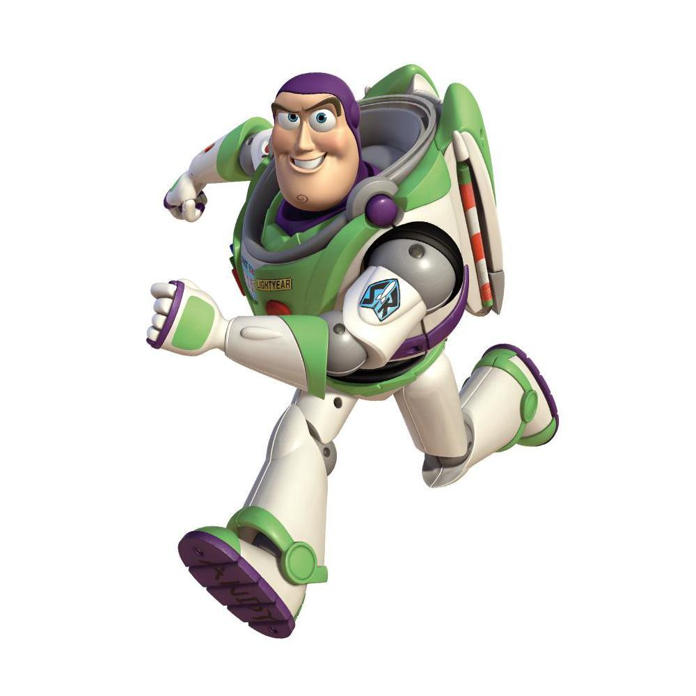 York wallpaper toy story buzz lightyear giant wall decal for Buzz lightyear wall mural