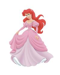 Ariel Giant Wall Decal RMK1468GM by