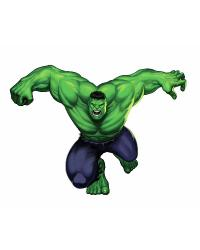 The Hulk Giant Wall Decal RMK1484GM by