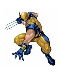 Wolverine Giant Wall Decal RMK1485GM by