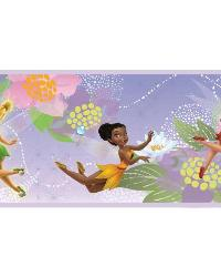 Tinkerbell  Fairies Wall Border by