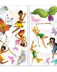 Tinkerbell  Fairies Wall Stickers RMK1493SCS by