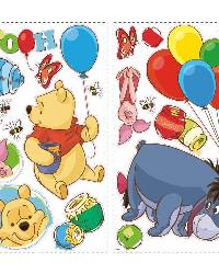 Winnie the Pooh  Friends Wall Stickers RMK1498SCS by