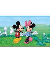 Mickey  Friends Wall Border by