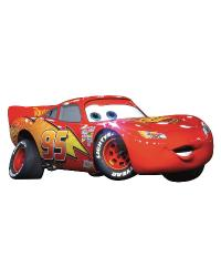 Lightning McQueen Giant Wall Decal by