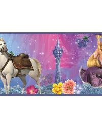 Tangled Repunzel Wall Border RMK1523BCS by