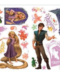 Tangled Repunzel Wall Decals RMK1524SCS by