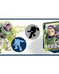 Toy Story Buzz Lightyear Wall Border RMK1545BCS by