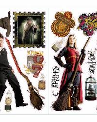 Harry Potter Peel  Stick Wall Decals by