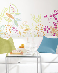 Riviera Peel  Stick Giant Wall Decal RMK1578GM by