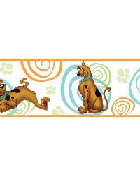 Scooby Doo Peel  Stick Border RMK1608BCS by