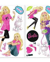 Barbie Peel  Stick Wall Decals by