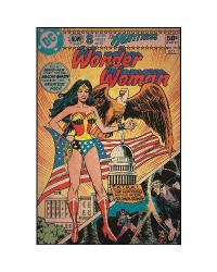 Comic Book Cover - Wonder Woman Peel  Stick Comic Cover RMK1644SLG by