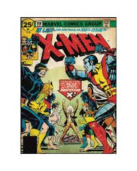 Comic Book Cover - X Men Peel  Stick Comic Book Cover RMK1647SLG by
