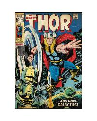 Comic Book Cover - Thor Peel  Stick Comic Book Cover RMK1648SLG by