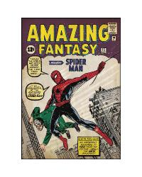Comic Book Cover - Spiderman #1 Peel  Stick Comic Book Cover RMK1658SLG by