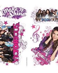 Victorious Peel  Stick Wall Decals by