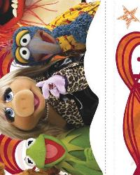 Muppets - Collage Peel  Stick Giant Wall Decal by