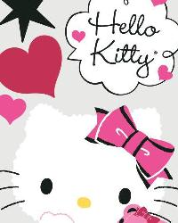 Hello Kitty - Couture Peel  Stick Giant Wall Decal RMK2014GM by