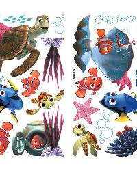 Finding Nemo Peel  Stick Wall Decals by