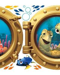 Finding Nemo Peel  Stick Giant Wall Decals by