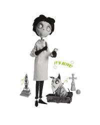 Frankenweenie Giant Peel  Stick Wall Decals by