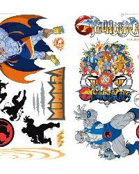 Thundercats Peel  Stick Wall Decals by