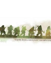 The Hobbit Quote Peel  Stick Wall Decals by