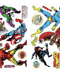 Marvel Classics Peel and Stick Wall Decals RMK2328SCS by