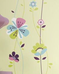Sugar Blossom Peel and Stick Giant Wall Decals RMK2335SLM by