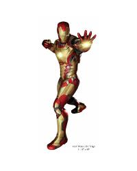 Iron Man 3 Peel and Stick Giant Wall Decals RMK2339GM by