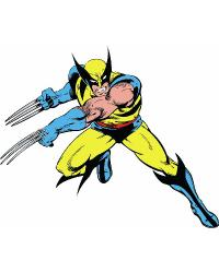 Marvel Classic Wolverine Peel and Stick Giant Wall Decals RMK2354GM by