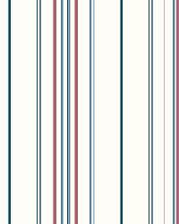 Wide Pinstripe Wallpaper SA9112 by