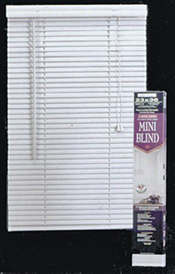 1 Quot Vinyl Mini Blinds Free Shipping