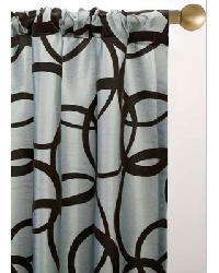 Beige Circles and Swirls Fabric  Metropolitan Fabric by the Yard