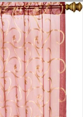 Softline Home Fashions Zino Fabric by the Yard  Circles and Swirls