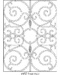 Salerno Window/Wall Grille by